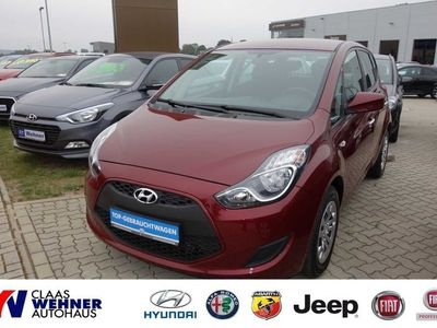 gebraucht Hyundai ix20 1.4 CRDi blue Classic *EURO6, Start/Stop, Klima, U