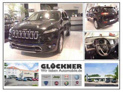 gebraucht Jeep Cherokee Limited 2.0l MultiJet 4x4 Active Drive