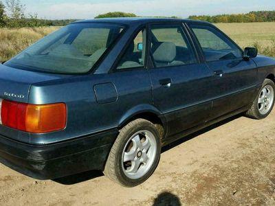 gebraucht Audi 80 Turbodiesel,,1.Hand,Selten... als Limousine in Genthin