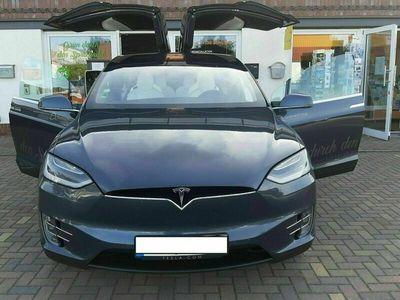 gebraucht Tesla Model X 100D, Allrad, Bj:02/2018, 99...