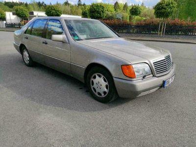 gebraucht Mercedes 600 Mercedes Benz W 140 SELV12 S-Klasse z...