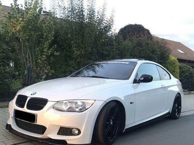 gebraucht BMW 325 i Coupe Aut. M Sport Edition/Navi Prof./Leder als Sportwagen/Coupé in Bünde