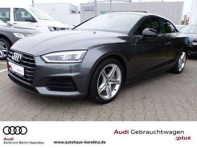 gebraucht Audi A5 Coupe 2.0TDI qu S line S tr. *Matrix*NAVI*B&O*R-CAM*