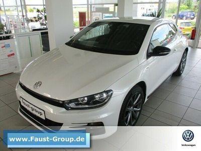 gebraucht VW Scirocco Sport CLUB DSG NAVI ParkPilot