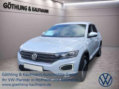 gebraucht VW T-Roc 2.0 TSI Sport 140kW assistenz