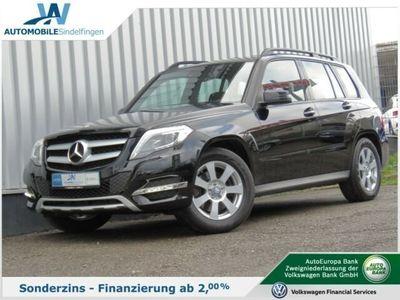 gebraucht Mercedes GLK220 CDI 4-Matic NAVI XENON AHK