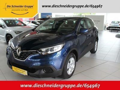 gebraucht Renault Kadjar 1.2 TCe 130 Life ENERGY Klima Radio