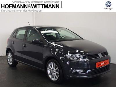 gebraucht VW Polo Highline BlueMotion Technology 1,4 l TDI 77 kW (105 PS) 5-Gang