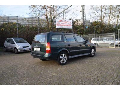 gebraucht Opel Astra Caravan Edition 116000Km