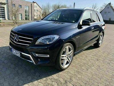 gebraucht Mercedes ML500 Mercedes Benz M-KlasseAMG*Servosch...