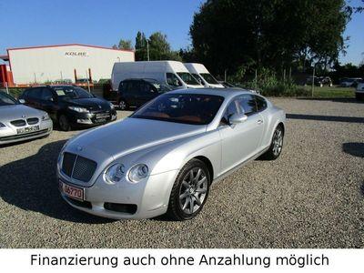 gebraucht Bentley Continental GT W12 6,0 AWD*Leder Braun*