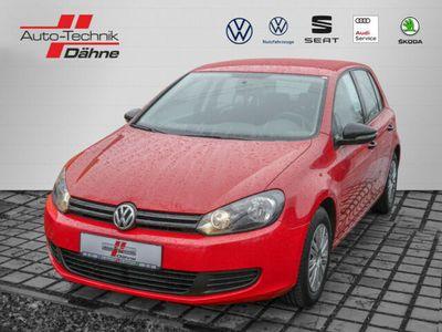 gebraucht VW Golf VI 1.6 TDI Trendline