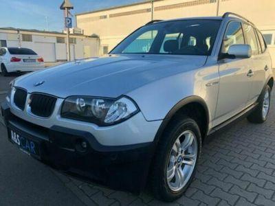 gebraucht BMW X3 2.0d-PANORAMA-PDC-KLIMA-AHK