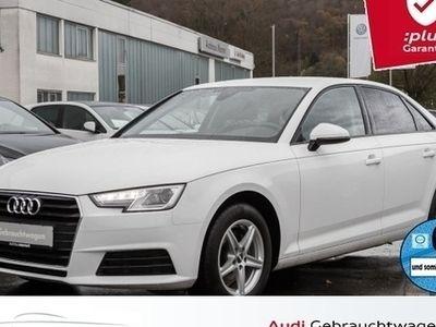 gebraucht Audi A4 Limousine 2.0 TDI Navi Xenon Einparkhilfe Start/Stop Sitzheizung 6-Gang