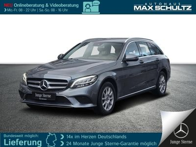 gebraucht Mercedes C200 T Avantgarde*LED*Kamera*Navi*PDC