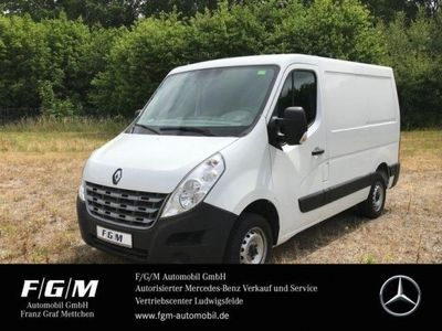 gebraucht Renault Master / Kasten / Radio / EURO5 Trennwand