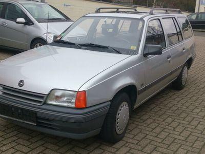 gebraucht Opel Kadett Kombi Automatik SD Original **76 tkm**