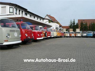 gebraucht VW T2 Pritsche Plane HKennzeichen