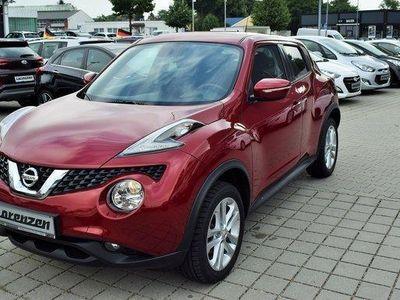 gebraucht Nissan Juke 1.5 dCi Acenta 4x2 StartStop Euro 6