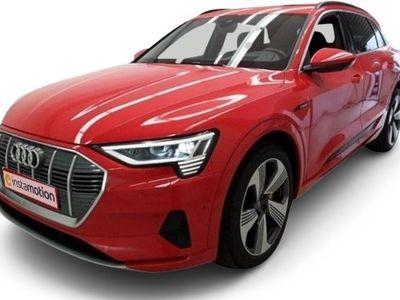 gebraucht Audi E-Tron eTron55 Q ADVANCED UPE108 PANO HuD LM21