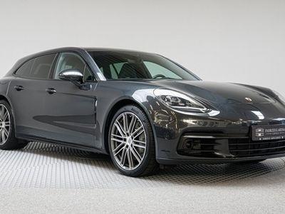 gebraucht Porsche Panamera Sport Turismo 4S PDK Panorama Bose PDLS