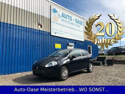 gebraucht Fiat Grande Punto 1.2 8V Active**Klima**