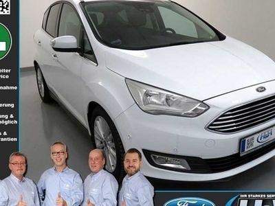 gebraucht Ford C-MAX 1.5 EcoB Aut. Titanium (AHK,Navi,Kamera)