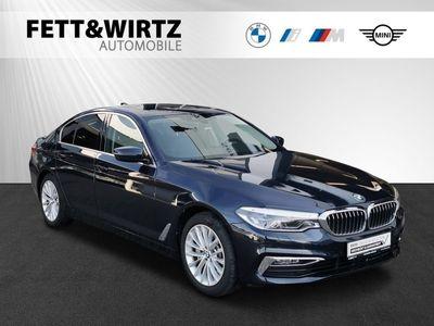 gebraucht BMW 530 e Luxury Line