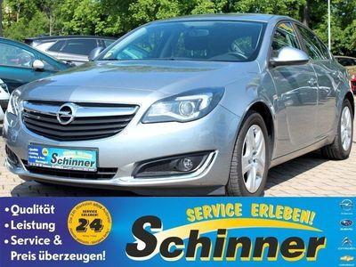 gebraucht Opel Insignia 1.4 Turbo ecoFLEX Start/Stop Edition