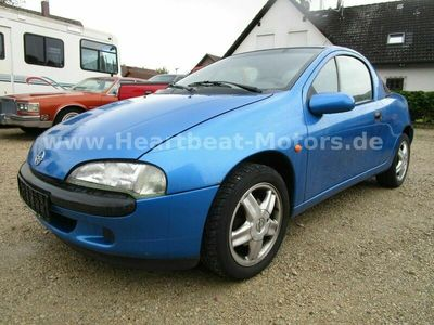 gebraucht Opel Tigra 1.4i 16V *Aus 2.Hand*