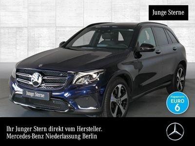 gebraucht Mercedes GLC350 d 4M Exclusive AMG Fahrass COMAND TV LED