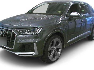 gebraucht Audi SQ7 SQ74.0 TDI qu AHK-Pano-S Sitze-Laserlicht-HuD