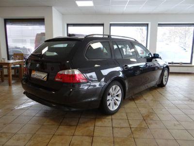 gebraucht BMW 525 Baureihe 5 Touring d Leder, Navigation, Xenon