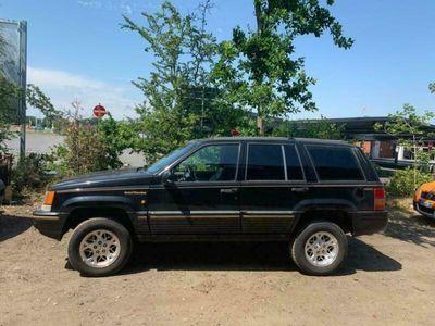 gebraucht Jeep Grand Cherokee ZJ 5.2i 4x4 !NICHT FAH...