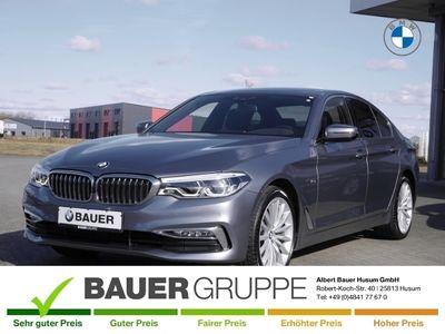 gebraucht BMW 525 d Luxury Line Holzausst