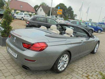 gebraucht BMW 650 Cabriolet Baureihe 6 650i