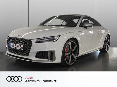 gebraucht Audi TTS Coupé 2.0 TFSI quattro S tronic B+O Tempomat Navi