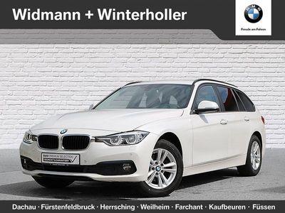 gebraucht BMW 320 d xDrive Touring Advantage LED RFK Tempomat