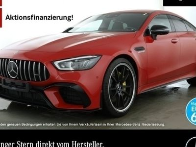 gebraucht Mercedes AMG GT 4M AeroPak Perf-Sitze Perf-Abgas 360° SHD