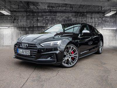 gebraucht Audi S5 Sportback TDI quat tiptr Pano Standhei. DAB B&O Tour Stadt Parken
