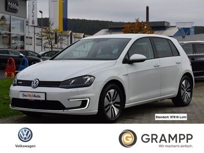 gebraucht VW Golf e-Golf Comfortline+LED+PDC+NAVI+