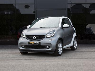 gebraucht Smart ForTwo Coupé 52 kW Cool u. Audio/Sitze schwarz