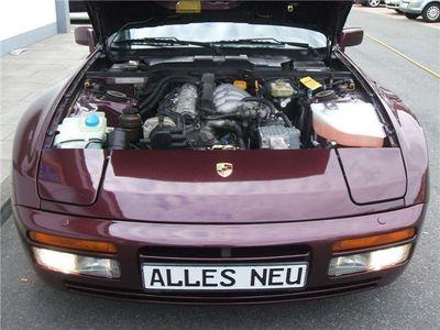 gebraucht Porsche 944 S2*TARGA*VOLL-AUSST*1.Hd*BRD