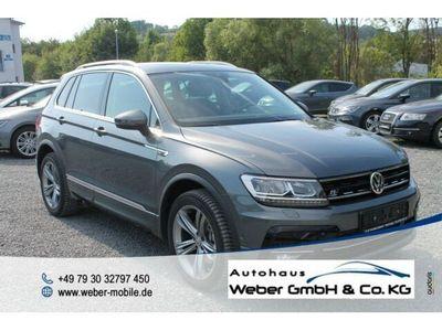 gebraucht VW Tiguan 2.0 TDI *Highline*4Motion*R-Line*Anschlus