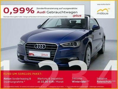 gebraucht Audi A3 Cabriolet 1.4 TFSI Ambition XEN*NAV*PDC*SHZ