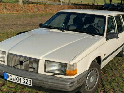 gebraucht Volvo 740 Kombi, 1,5 Jahre bis zum Oldi