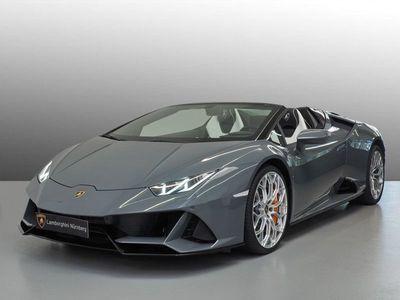 gebraucht Lamborghini Huracán EVO Spyder Branding/Style/Travel-Paket