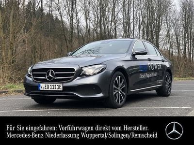 käytetty Mercedes E300 Avantgarde WideScreen Airmat Multibeam SHD