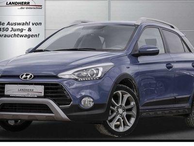 gebraucht Hyundai i20 Active Chic // Klimaautomatik