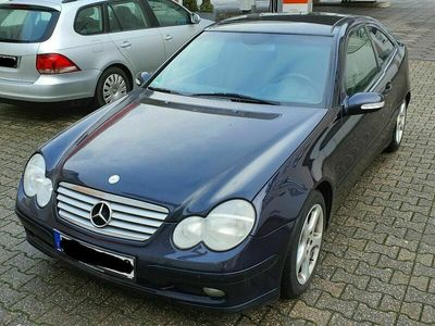 gebraucht Mercedes CLK200